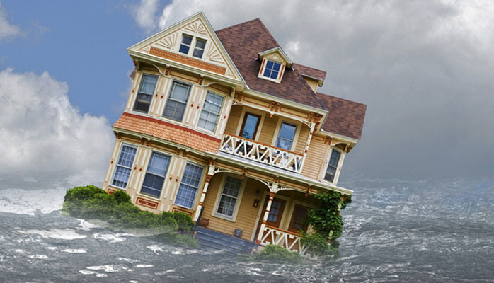 Rising Tides are Lowering Home Values - more than $400 million in New England