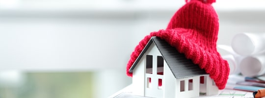 Buying a Home in the Winter: Mortgage Rate Predictions Say Plow Ahead
