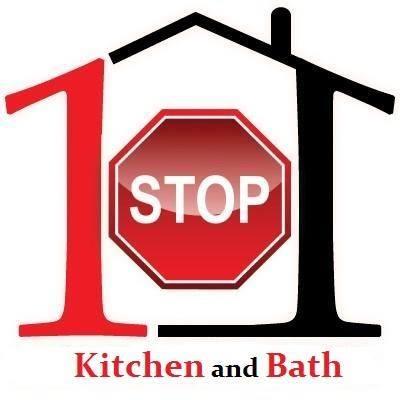 1 Stop Kitchen And Bath Logo