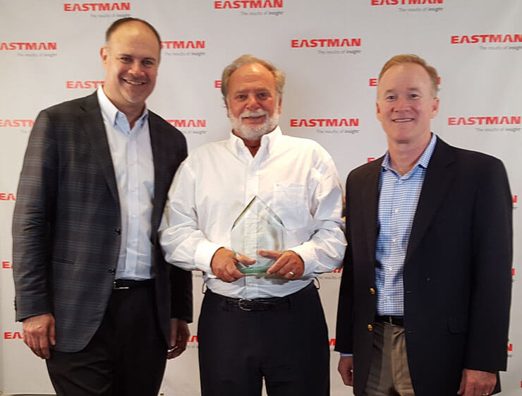Vista Window Film Dealer of the Year Southeast USA 2015