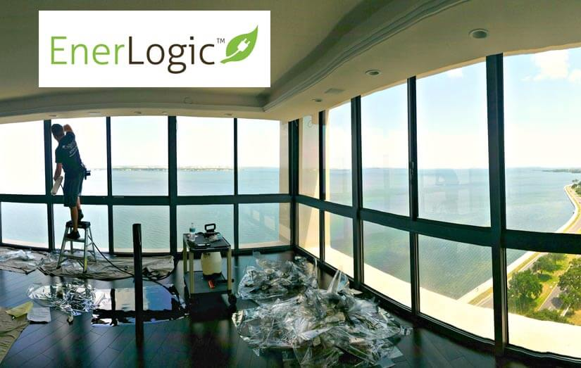 Tampa Bay EnerLogic Window Tinting Film Dealer