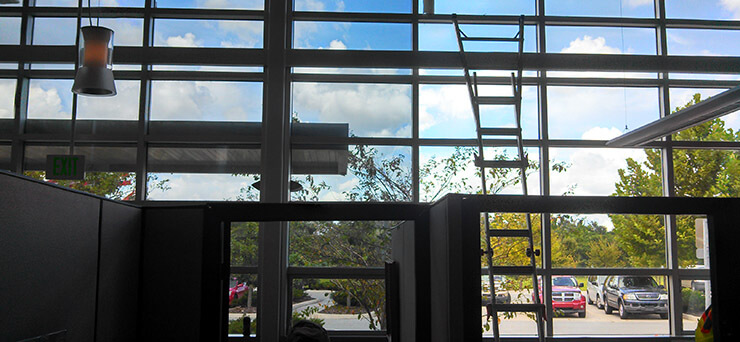 Tampa Bay Commercial Window Film