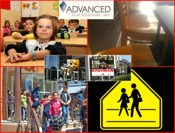 School Safety & Security Protective Glazing Film