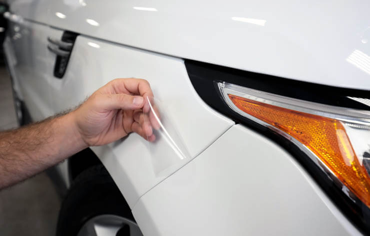 Auto Paint Protection Film