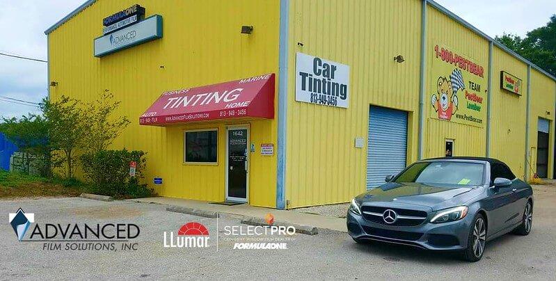 Car Tinting Lutz SelectPro