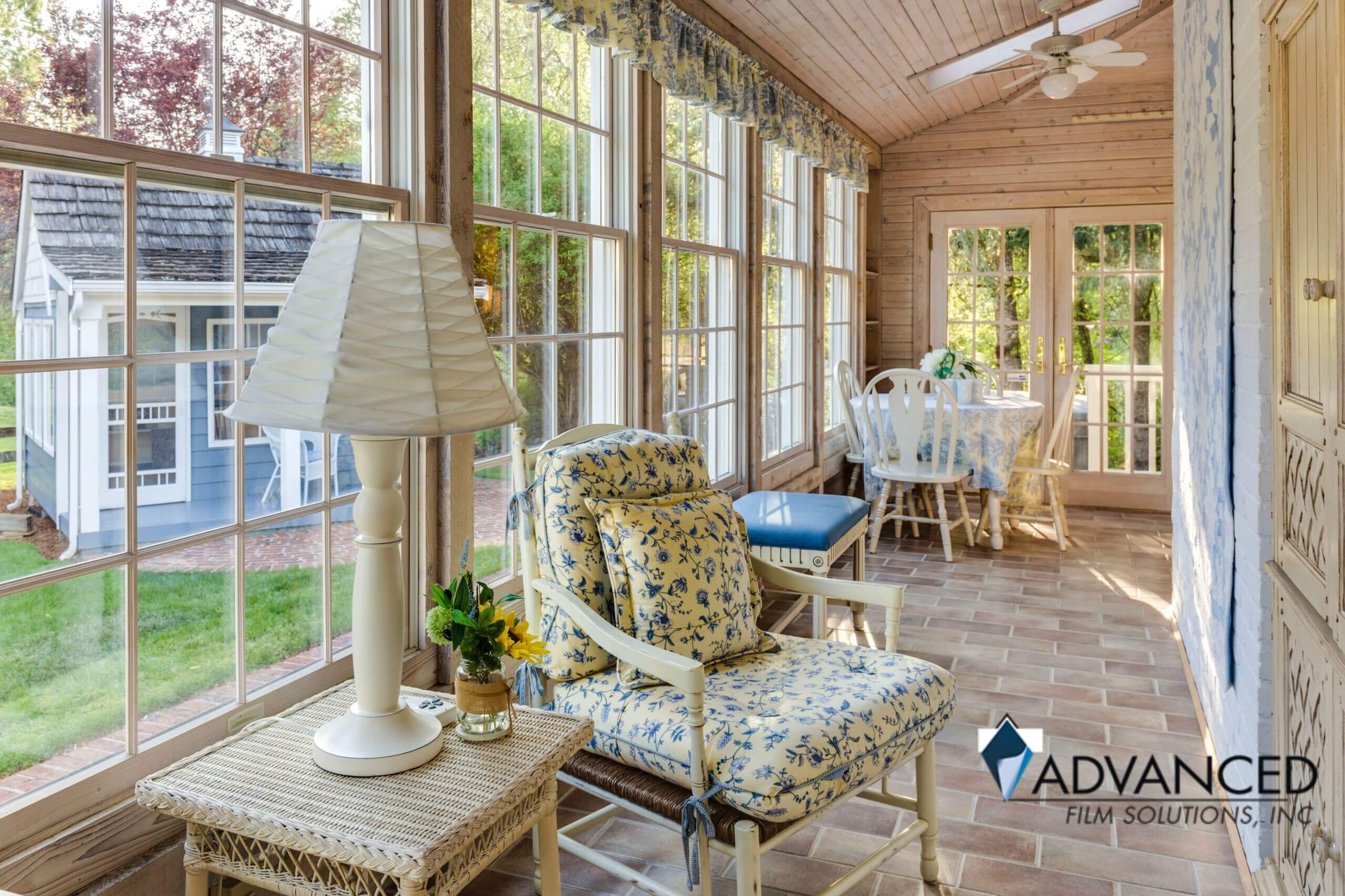 Sunroom polyzone