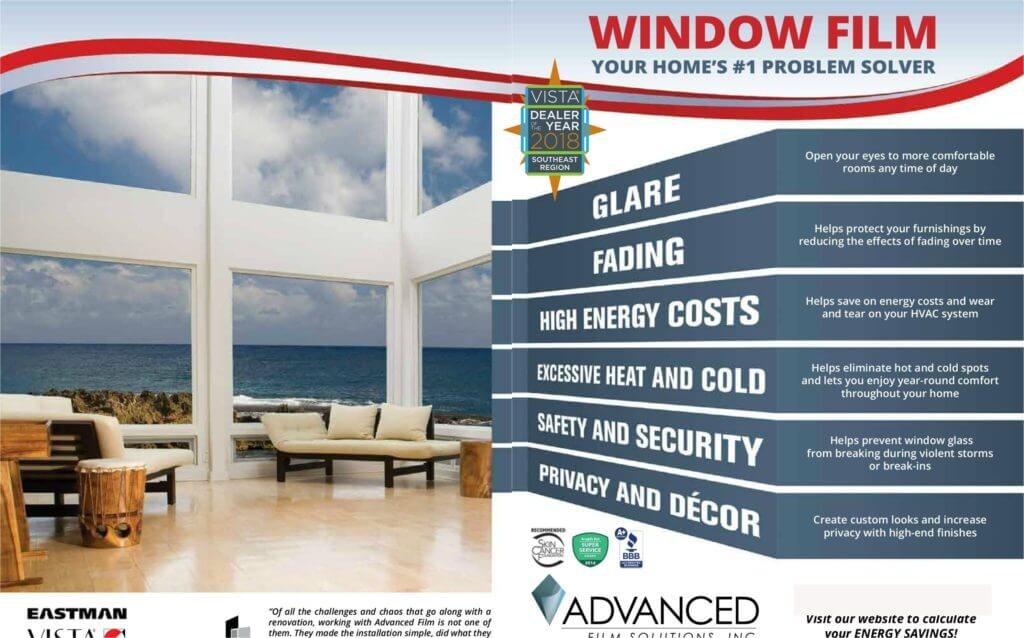 Window Film Benefits