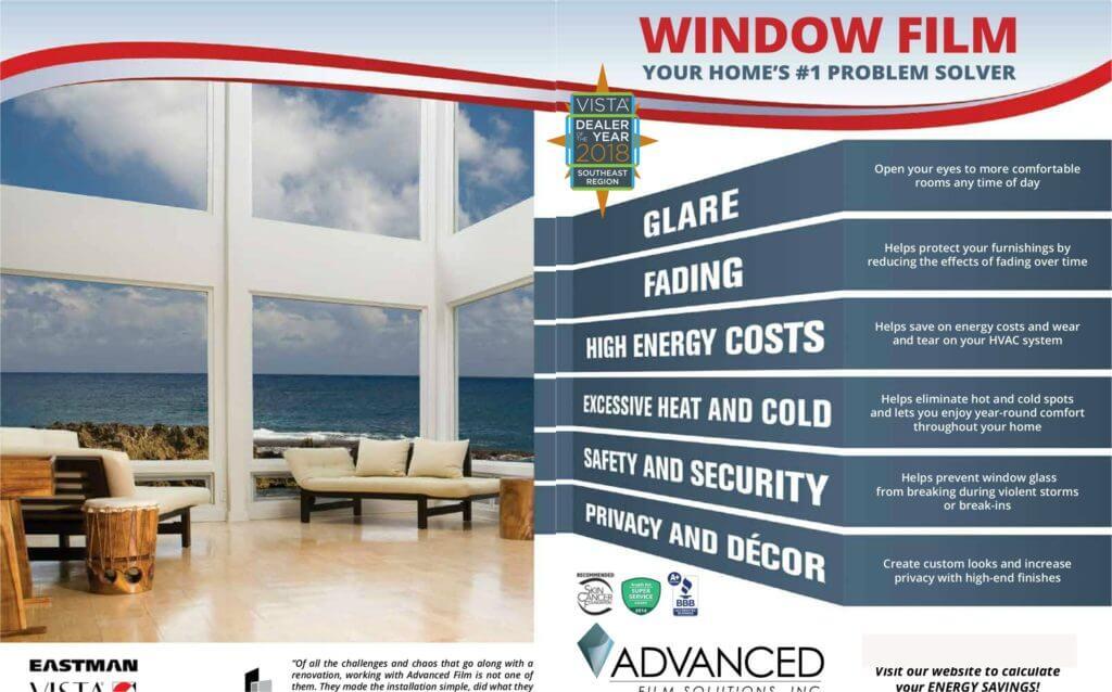 Window Film Benefits