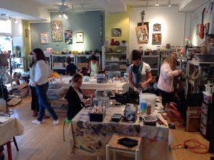 Studio Open House @ Sweet Mabel Studio