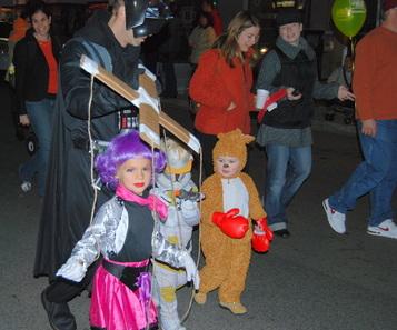 Narberth Halloween Parade @ Downtown Narberth PA