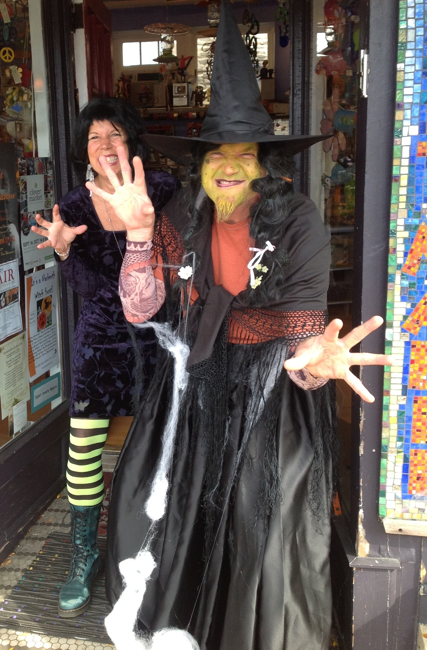 Witches of Narberth @ Downtown Narberth PA