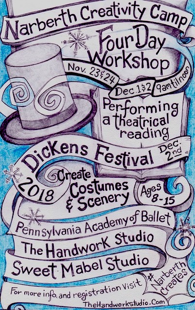Narberth Creativity Camp (4 Day Session)