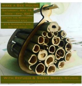 Make a Bee House