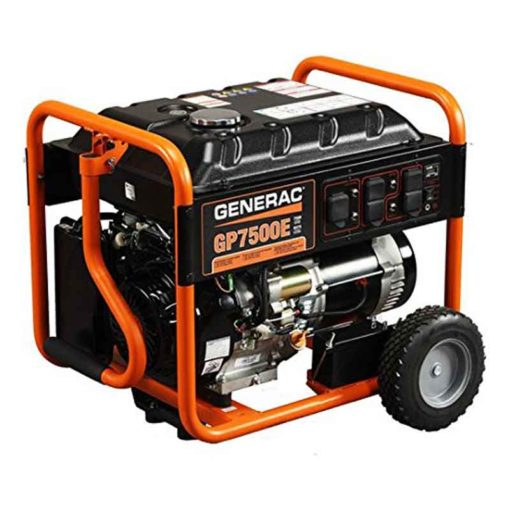 Rental Portable Generator