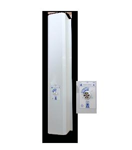 Humidex UNS 209 Analog Basement Unit -Dehumidifier - Humidity Control - Ventilation