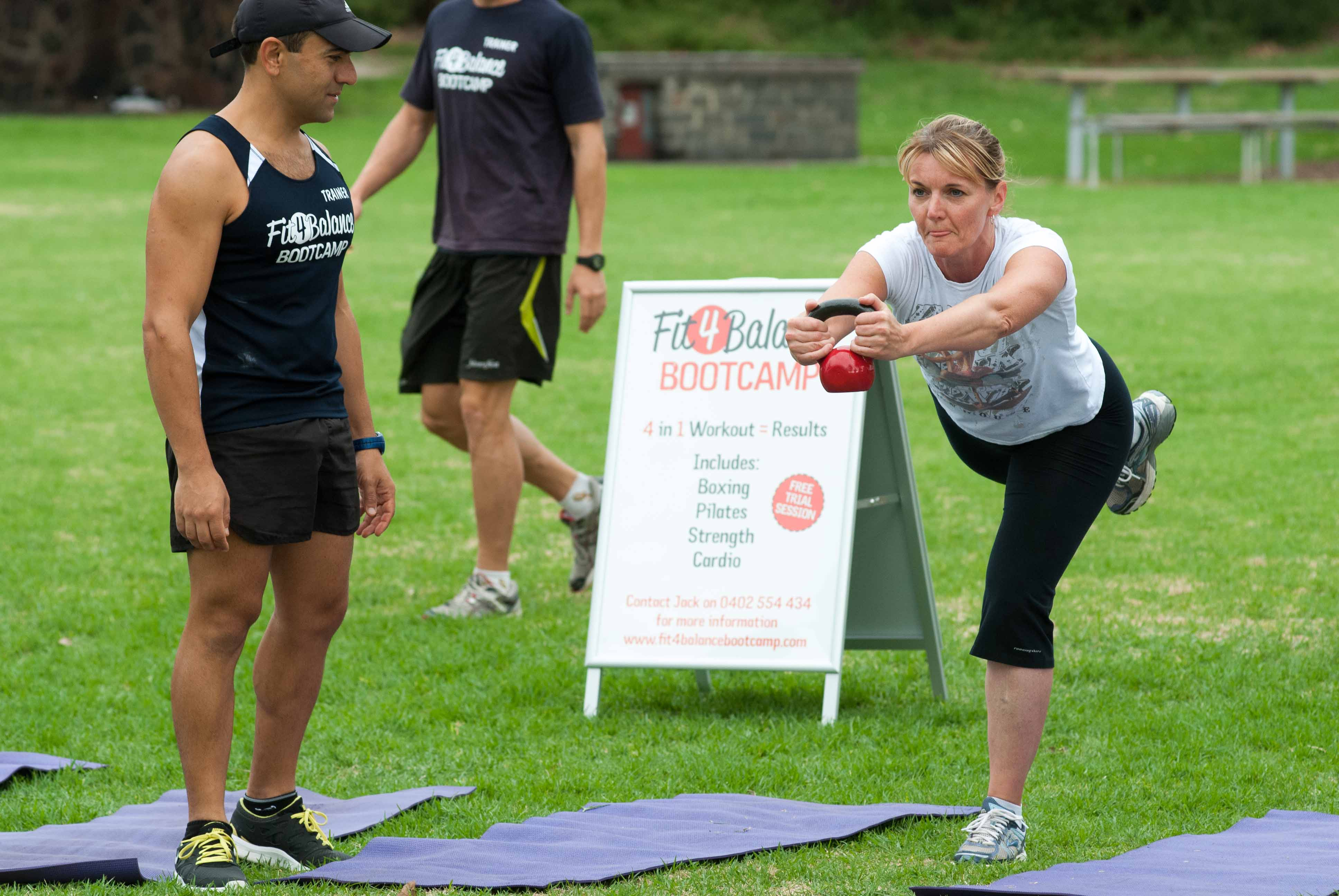 Why Hire a Mobile Personal Trainer?