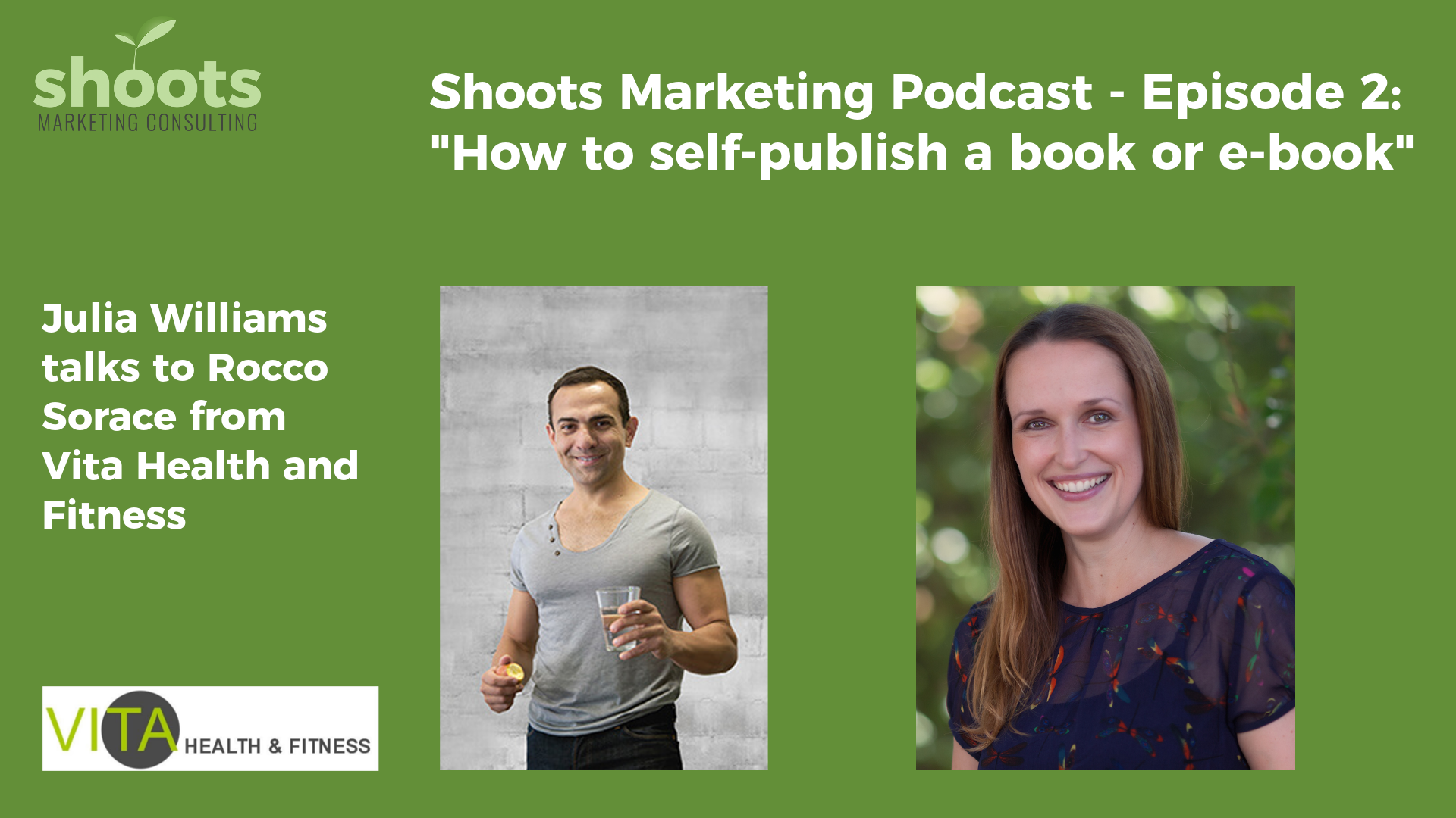 Thinking of publishing your own book?