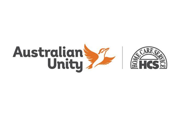 Australian Unity HCS logo
