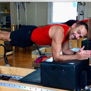 Zoom Live Mat Pilates