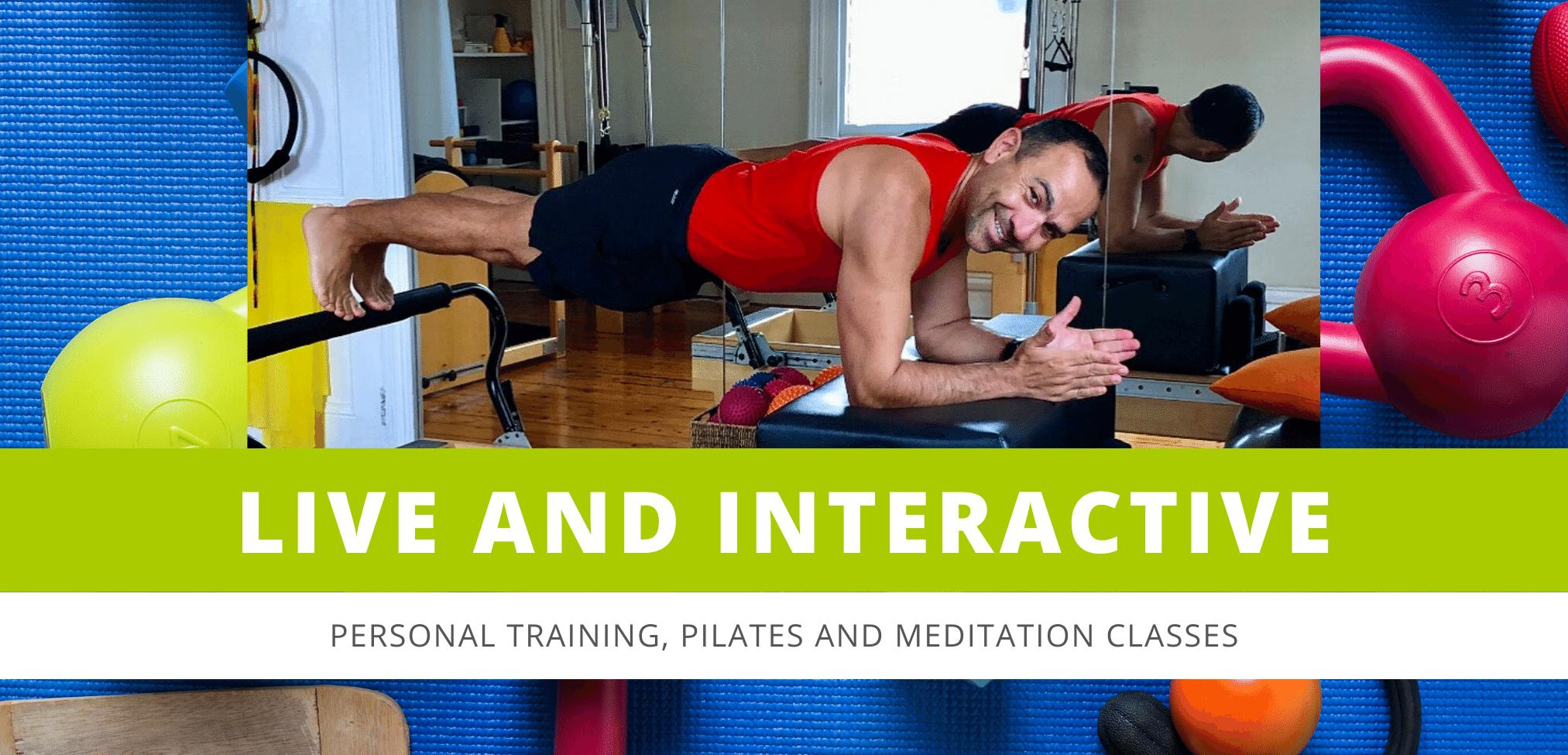 Vita health and fitness classes