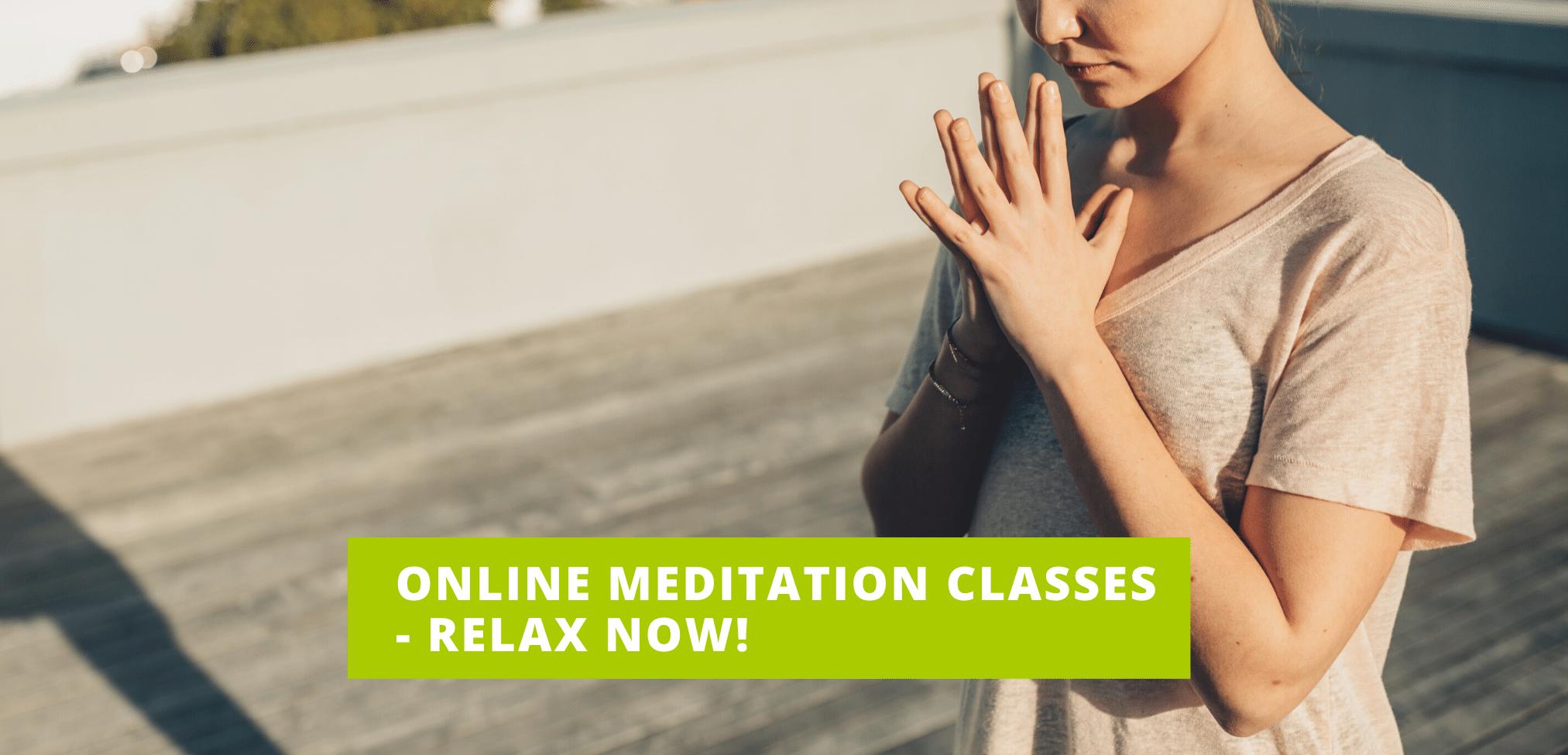 Vita health and fitness meditation