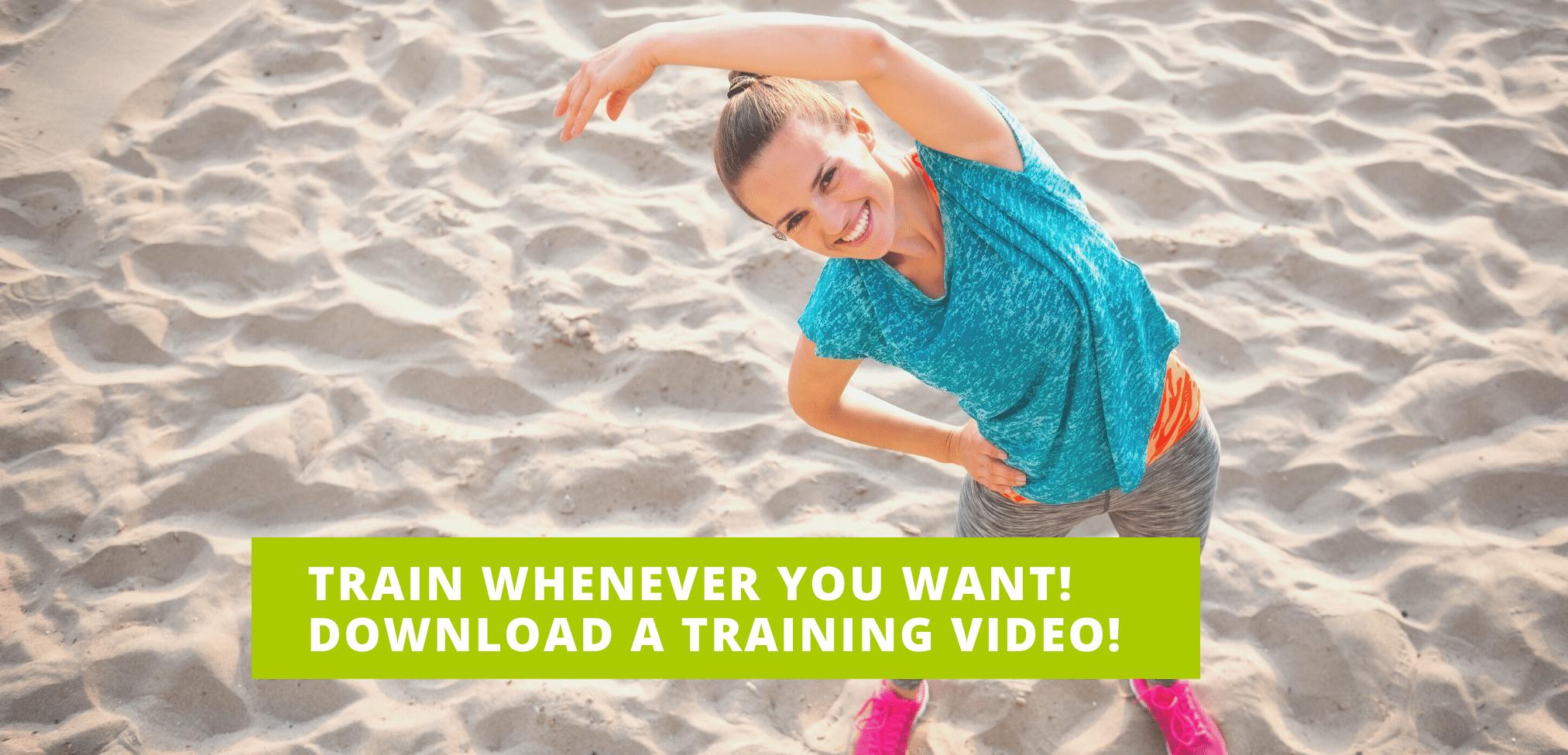 Vita health and fitness video
