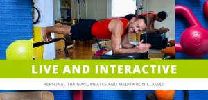 Vita website pilates