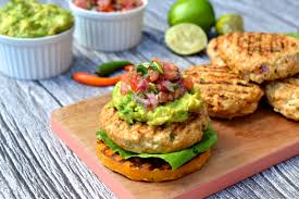 Mexican Vegan Burger recipe