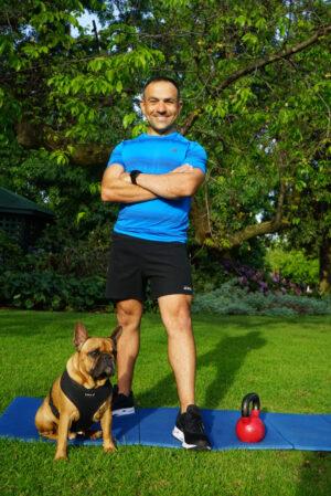 Roccos Pilates classes are live Zoom