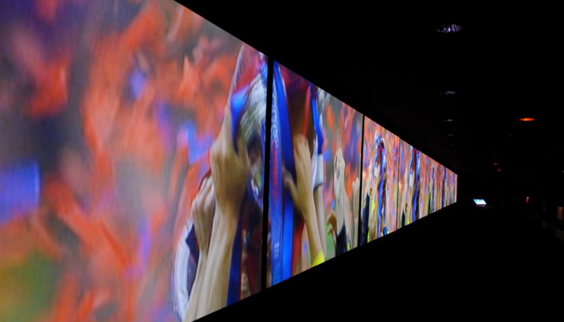 tv installation screens