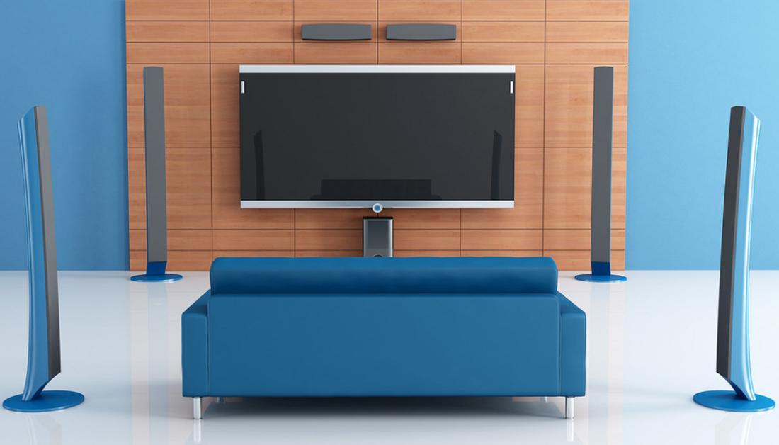 tv installation home