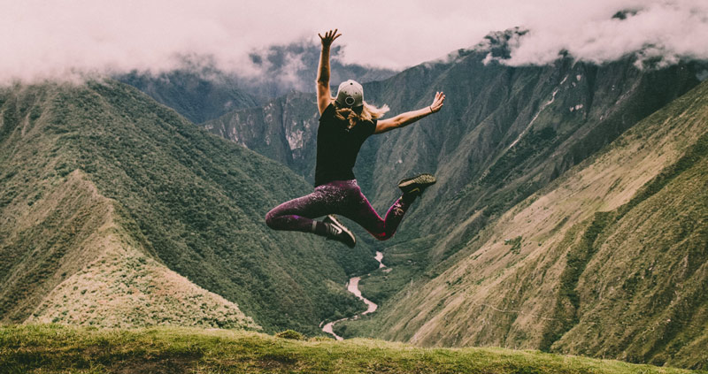 Leap into the new year full with confidence!