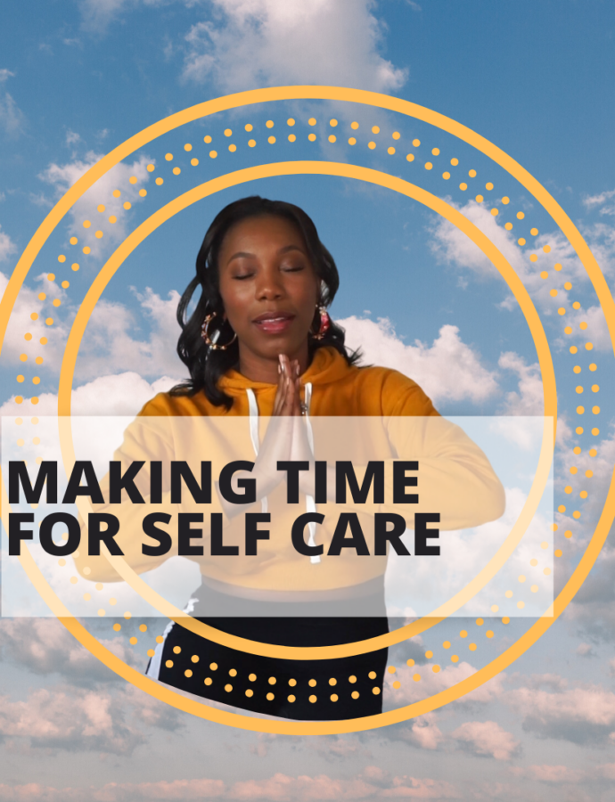 Making Time For Self Care