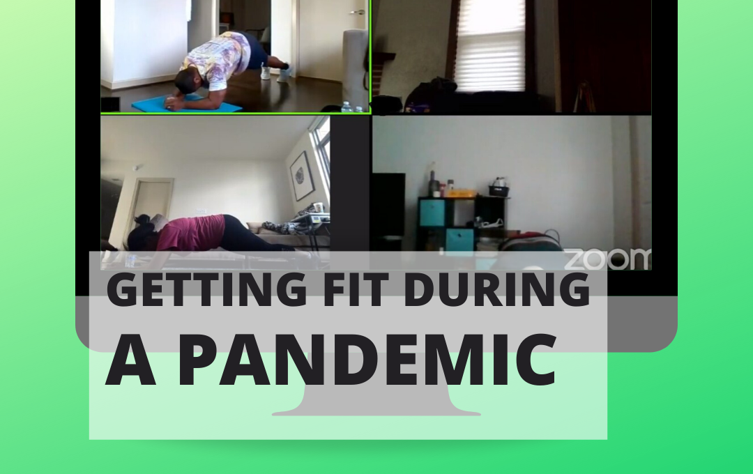 What Getting Fit During a Pandemic Taught Me: Find Your Tribe