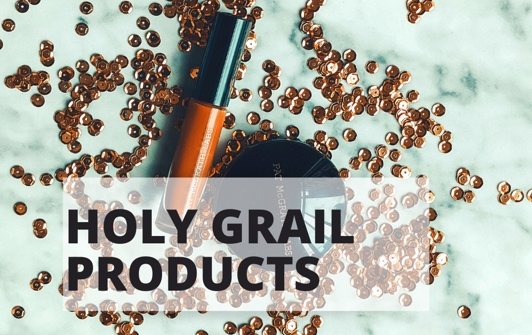 Holy Grail Products: Concealer and Under Eye Setting Powder