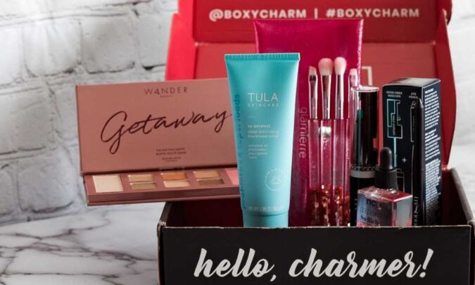 Boxycharm February 2021