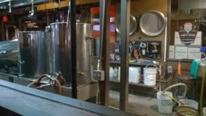 OSHO Brew kitchen