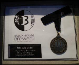 BLACK BRIDGE Medal