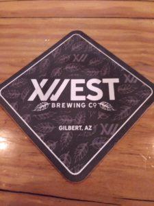 12 WEST Coaster