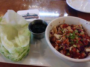 PBC asian wraps