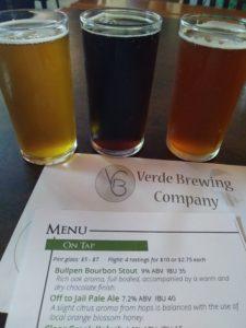 VERDE Beers x3 9 18