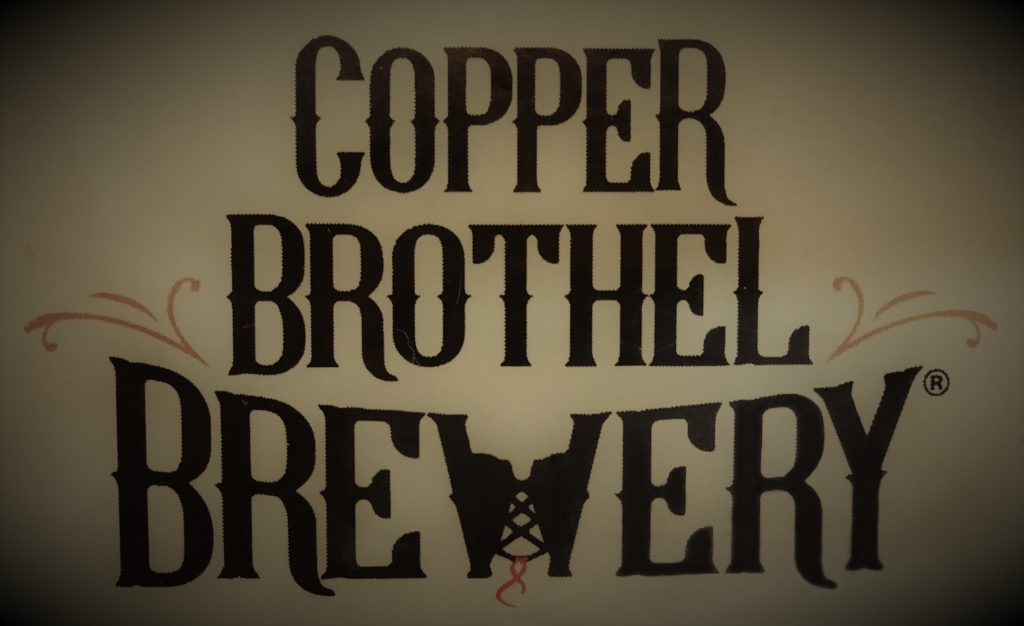 COPPER Brothel Logo