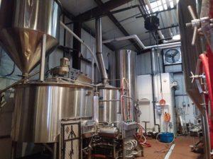 TOMBSTONE Interior Brew Floor