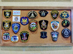 TOMBSTONE Police Badges