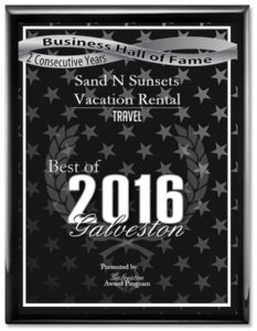 Business Hall of Fame Best of Galveston 2016