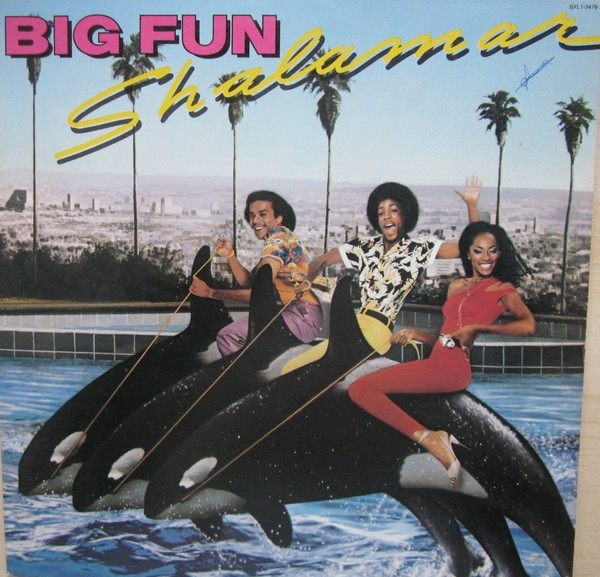 Photo 4 - Shalamar - Big Fun - SOLAR - 1979