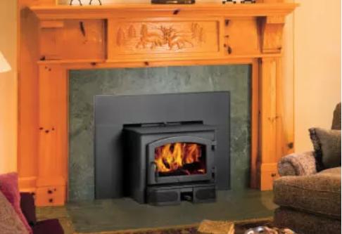 Wood Insert Firepalce