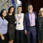 Ejecutivos de WAPA TV y El Vocero fueron parte de la iniciativa junto a ejecutivos de la Alianza para un PR sin Drogas y Fundación Amgen.Foto Emilio León Photography