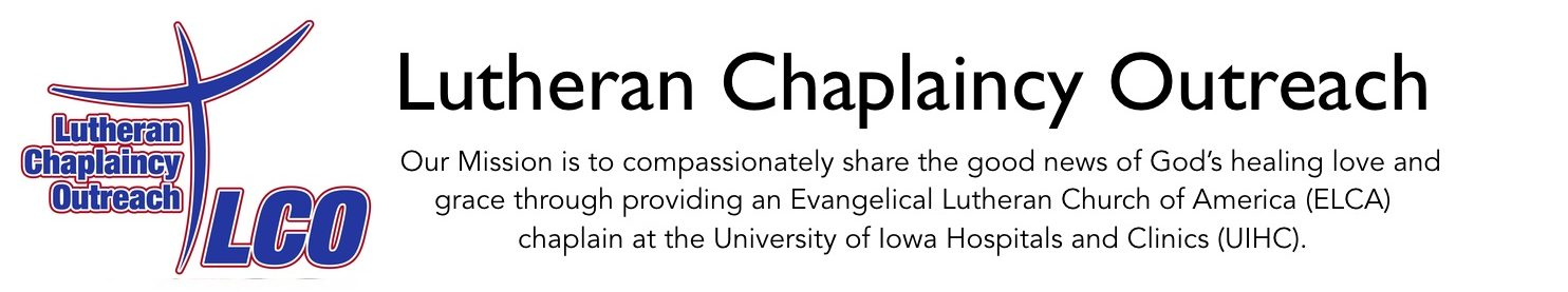 Lutheran Chaplaincy Outreach