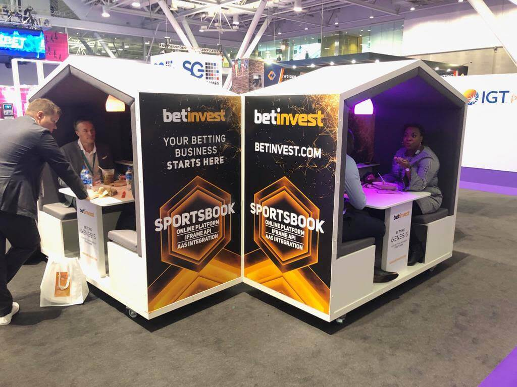 Premier Event Sponsorship Opportunities with Nook Event Pods